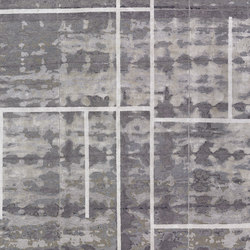 Shibori - Graphic marble | Tappeti / Tappeti d'autore | REUBER HENNING