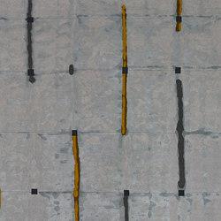 Shibori - Line water | Tappeti / Tappeti d'autore | REUBER HENNING