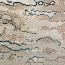 Shibori - Wave desert | Rugs | REUBER HENNING
