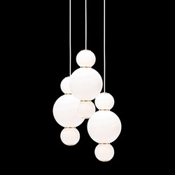 Pearls Chandalier 3 - AAA | Suspended lights | Formagenda