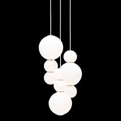 Pearls Chandalier 3 - ACD | Suspended lights | Formagenda