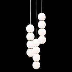 Pearls Chandalier 3 - BBB | Suspended lights | Formagenda