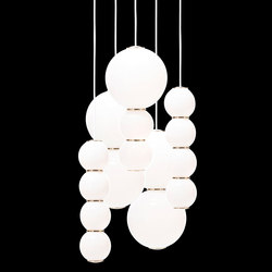 Pearls Chandalier 5 - BBCEE | Suspended lights | Formagenda
