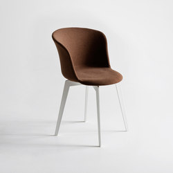 Dress Epica SR | Visitors chairs / Side chairs | Gaber