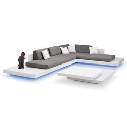 Platform Combination 1 | Garden sofas | Rausch Classics
