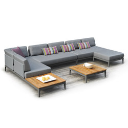 Moments Combination 7 | Garden sofas | Rausch Classics