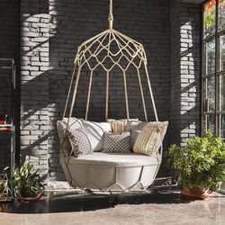 Gravity 9881 swing-sofa | Columpios | ROBERTI outdoor pleasure