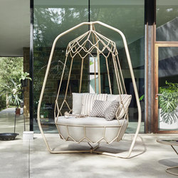 Gravity 9880 swing-sofa | Columpios | ROBERTI outdoor pleasure