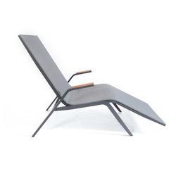 Atlantic relax sunbed | Sun loungers | Fischer Möbel