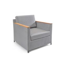 Rio lounge armchair | Sillones de jardín | Fischer Möbel