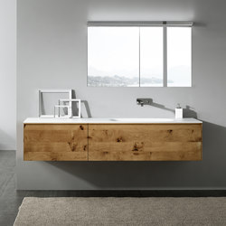 mellow-wood Inspiration 48 | Vanity units | talsee