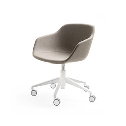 Kuskoa Bi Office Chair | Sillas | Alki