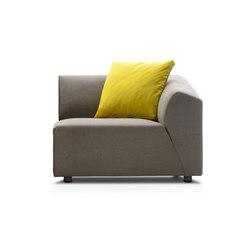 Thea | Elementi di sedute componibili | MDF Italia
