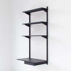 Unit Desk | Shelving | STATTMANN NEUE MOEBEL