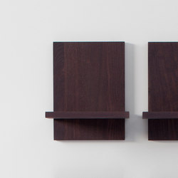 Wall Shelf single | Shelves | STATTMANN NEUE MOEBEL