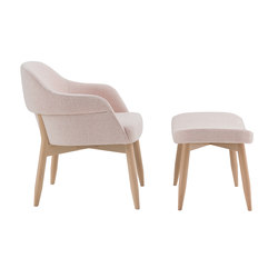 Spy 651 + 656 | Sillones lounge | Billiani