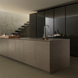 Blade 5 Gres island | Fitted kitchens | Modulnova