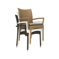 Florida Stacking chair | Garden chairs | Rausch Classics