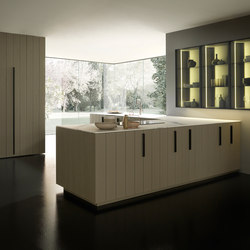 Float 3 with handle | Fitted kitchens | Modulnova