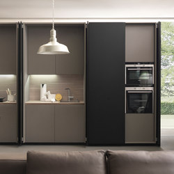 Kitchen closet 2 Twenty | Compact kitchens | Modulnova
