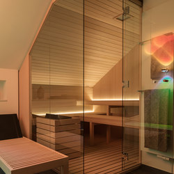 Sky su misura | Saunas | EFFE PERFECT WELLNESS
