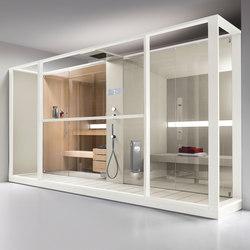 Logica Twin cloud | Saunas finlandesas | Effegibi