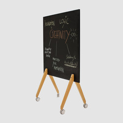 Write It on Tour | Lavagne / Flip chart | roomours