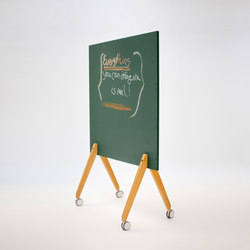 Panel | Write It on Tour | White boards | roomours Kommunikationstools