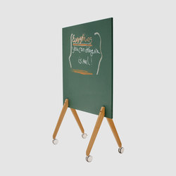 Write It on Tour | Flip charts / Writing boards | roomours