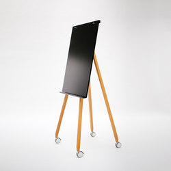 Flipchart | Freewheelin' | Tableaux blanc | roomours Kommunikationstools