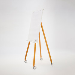 Flipchart | Freewheelin' | White boards | roomours Kommunikationstools