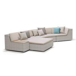 Lou Setting | Lounge de jardin | DEDON