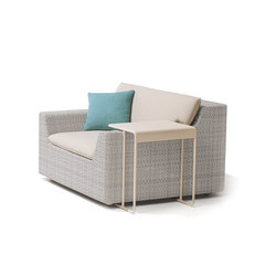 Lou Lounge chair | Garden armchairs | DEDON