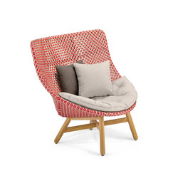 Mbrace Wing chair | Garden armchairs | DEDON