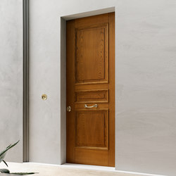 Evolution 3TT | Front doors | Oikos