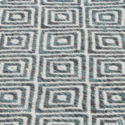NeWave Vol. II multi teal | Rugs | Miinu