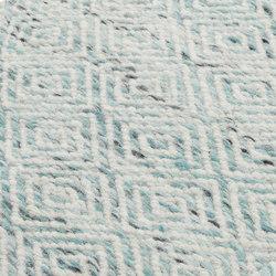 NeWave Vol. II multi aqua | Alfombras / Alfombras de diseño | Miinu