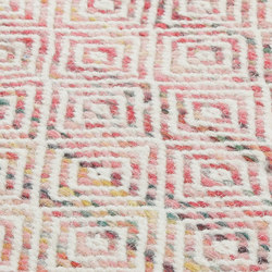 NeWave Vol. II multi red | Rugs / Designer rugs | Miinu