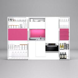 Pia Bond | Cuisines compactes | Dizz Concept