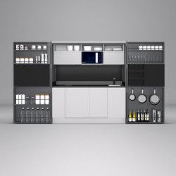 Pia Nova | Compact kitchens | dizzconcept