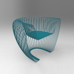 Bubble Armchair | Garden chairs | Concept Urbain