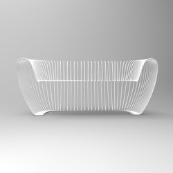 Bubble Bench | Garden benches | Concept Urbain