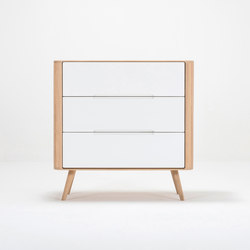 Ena drawer | 90 - 3 drawers | Sideboards | Gazzda