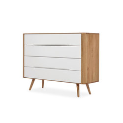 Ena drawer two | Clothes sideboards | Gazzda