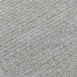 Visia opal gray | Formatteppiche / Designerteppiche | Miinu