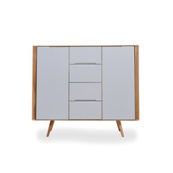 Ena dresser two | Clothes sideboards | Gazzda