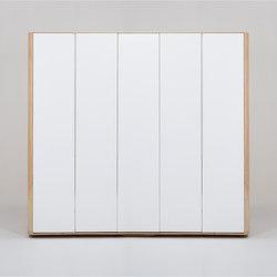 Ena modular wardrobe | Cabinets | Gazzda