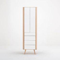 Ena office cabinet | 60x35x200 | Cabinets | Gazzda