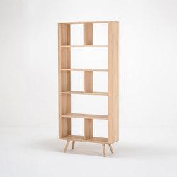 Ena room divider | 90x35x200 | Shelving | Gazzda