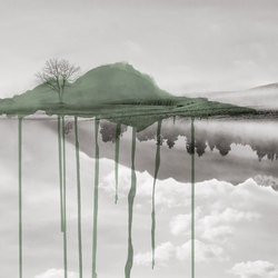 CLOUD BRUSH | Wall coverings / wallpapers | Wall&decò